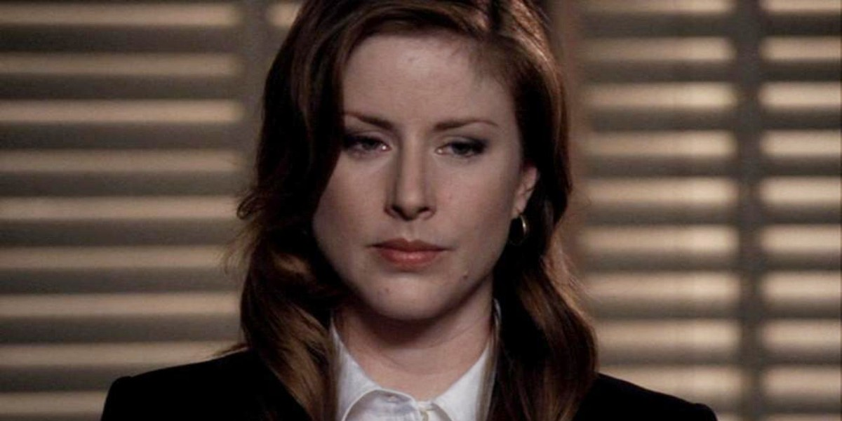 Diane Neal on Law and Order: SVU