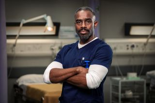 Charles Venn plays Jacob Masters in Casualty