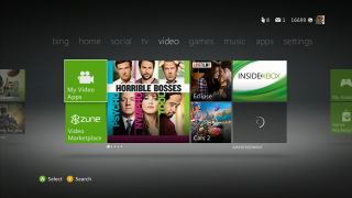 Xbox entertainment without all of those pesky games