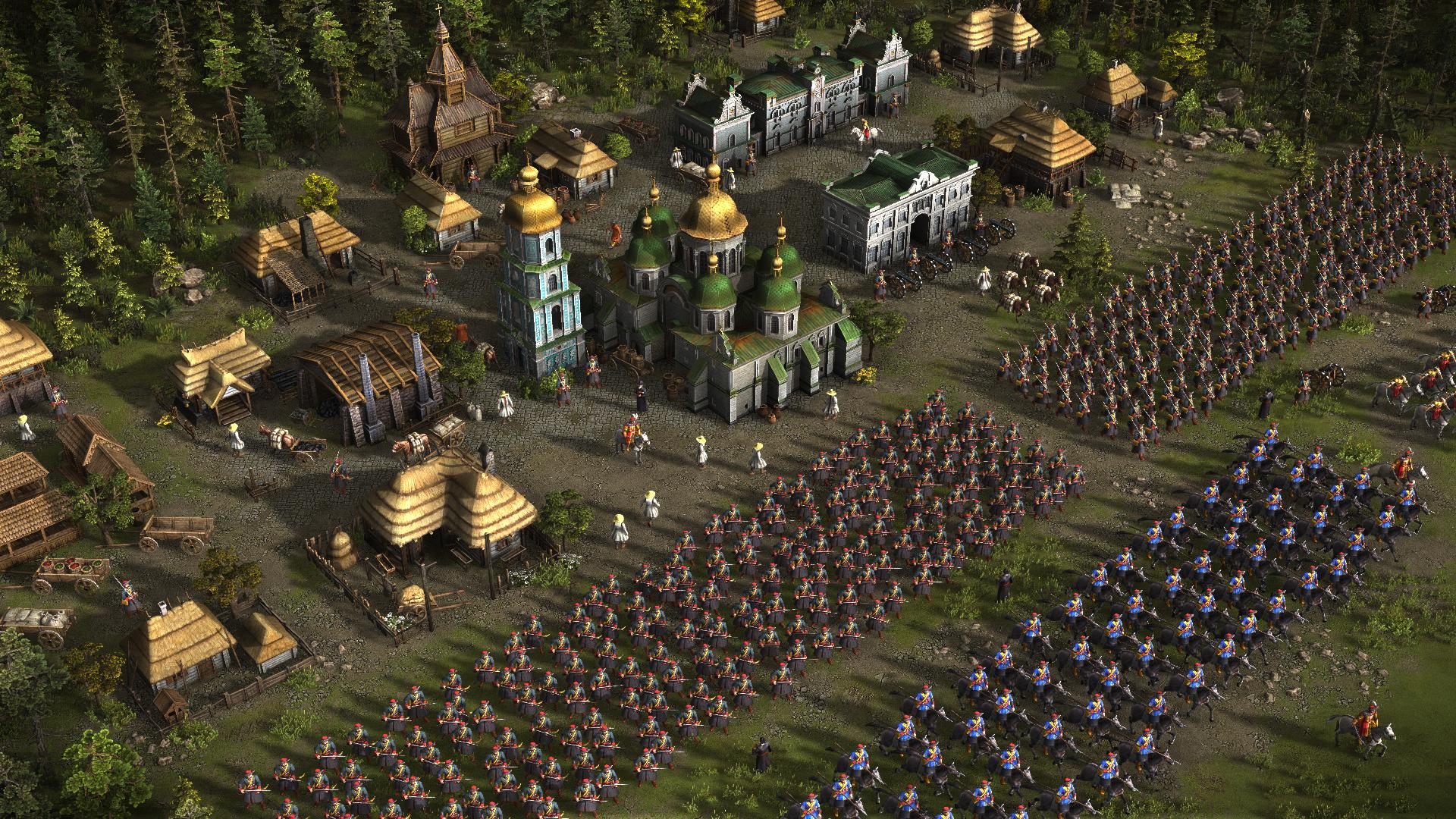 GSC Game World returns for Cossacks 3