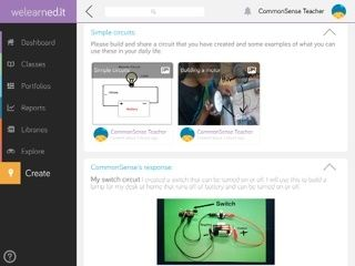 Social Learning Platform Supports Project-Based Assignments