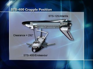 The Hubble Rescue Mission: What Could Happen?