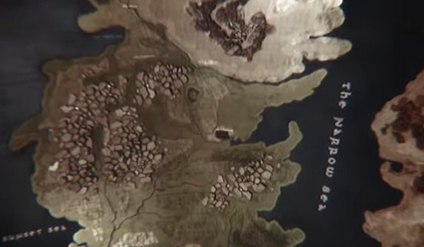 Game Of Thrones Fan Creates Detailed Google Map Of The World