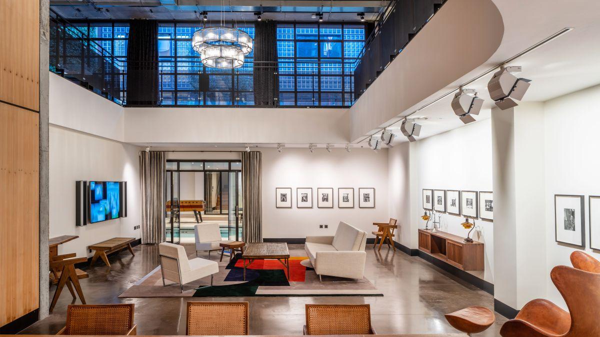 Tour Tim Burton's house in London's upmarket Primrose Hill that's on the market for £20 million