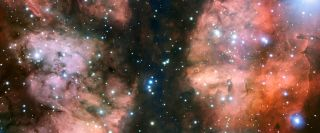 New photo of the War and Peace Nebula from the Very Large Telescope