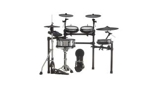 New module, superior pad designs and a lot of new flexibility from Roland's latest electronic drum set