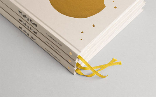 Sumptuously designed foodie book is a real winner