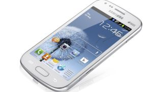 Samsung Galaxy S Duos: like the S3, but with more SIMs