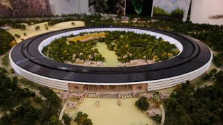 Take me to your leader: Apple's 'Spaceship' campus detailed in new model
