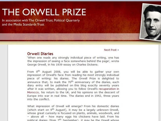 george orwell essays hsc Free essays available online are good but they will not follow the guidelines of your particular writing assignment if you need a custom term paper on george orwell: 1984: government's attempt to control the mind and bodies of its citizens, you can hire a professional writer here to write you a high quality authentic essay.