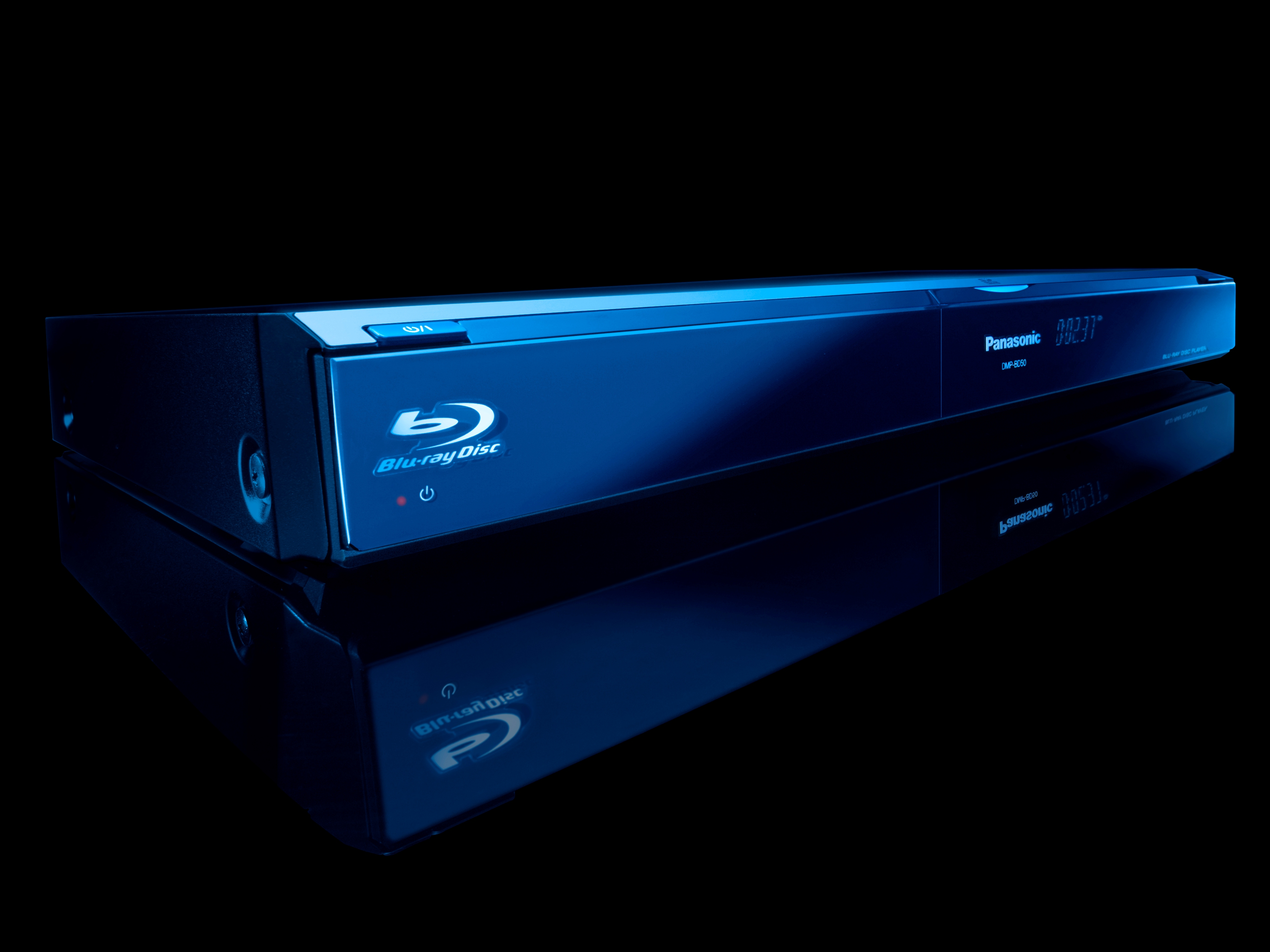 Panasonic launches new BD50 Blu-ray player for UK | TechRadar