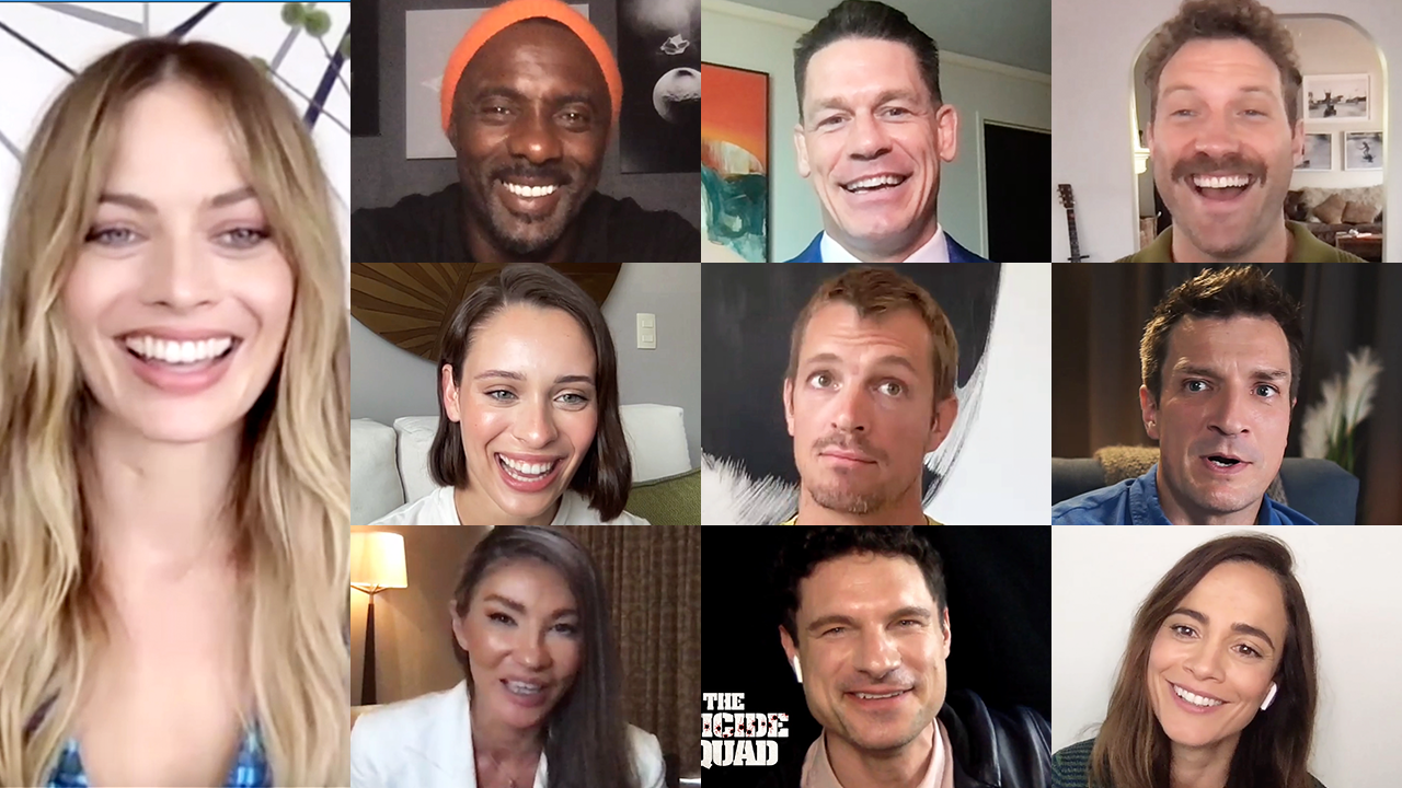 'The Suicide Squad' Cast Imagines How Their Characters Would Want To Die