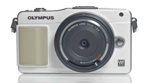 Olympus PEN Mini E-PM2 | TechRadar