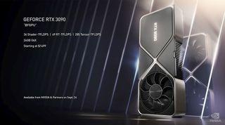GeForce RTX 3090 details