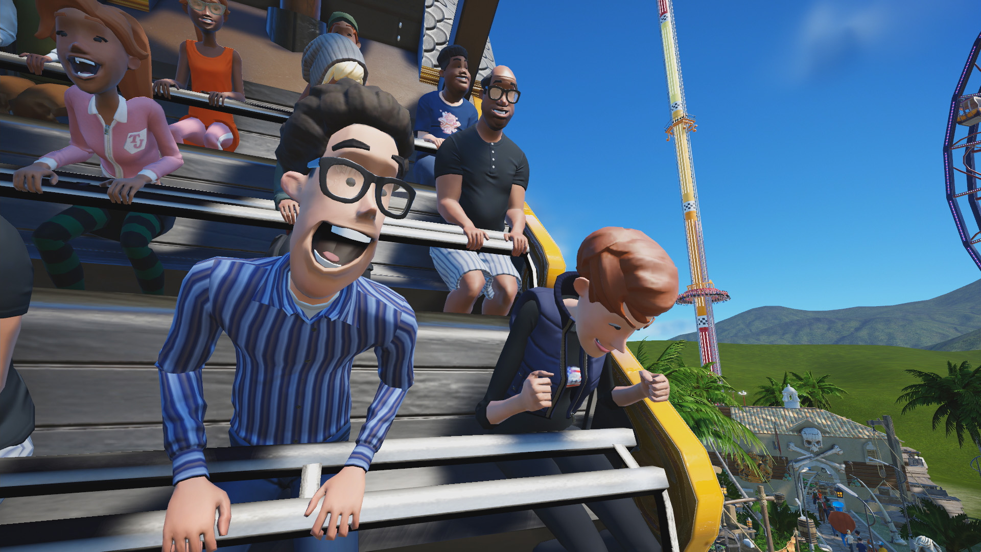 Planet Coaster: hands-on with Frontier's theme park sim