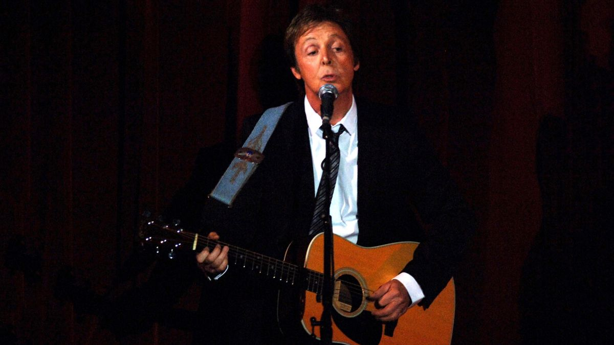 """Paul McCartney: """"I figured out my own way of doing fingerstyle – that's really how I learned every instrument I play"""""""