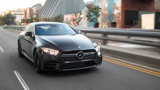 2019 Mercedes-AMG CLS 53