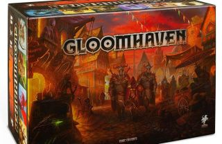 Top Board Games 2020.Gloomhaven One Of Our Favorite Board Games Is 87 This