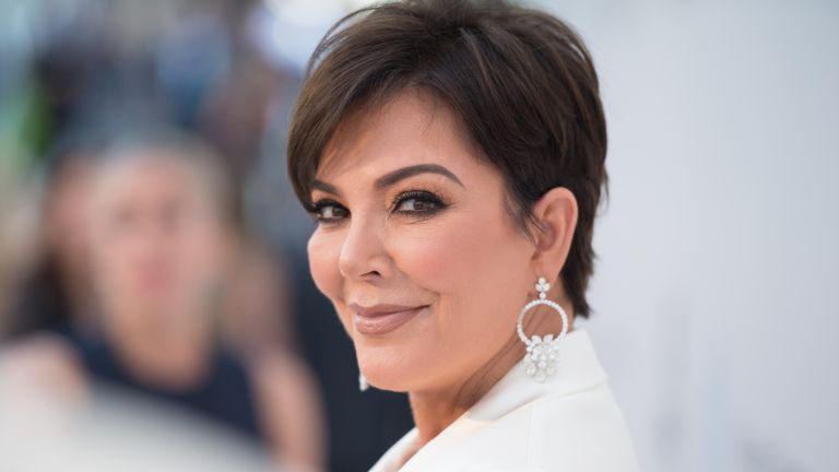 Kris Jenner attends the amfAR Cannes Gala 2019 at Hotel du Cap-Eden-Roc on May 23, 2019 in Cap d'Antibes, France