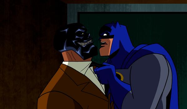 Black Mask Batman Batman The Brave And The Bold