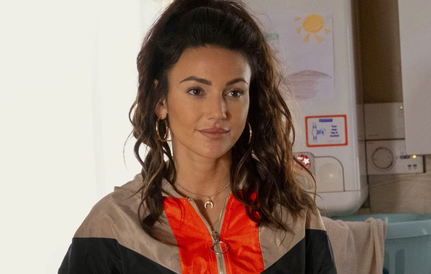 Michelle Keegan says she'd love to do more comedy as Brassic returns