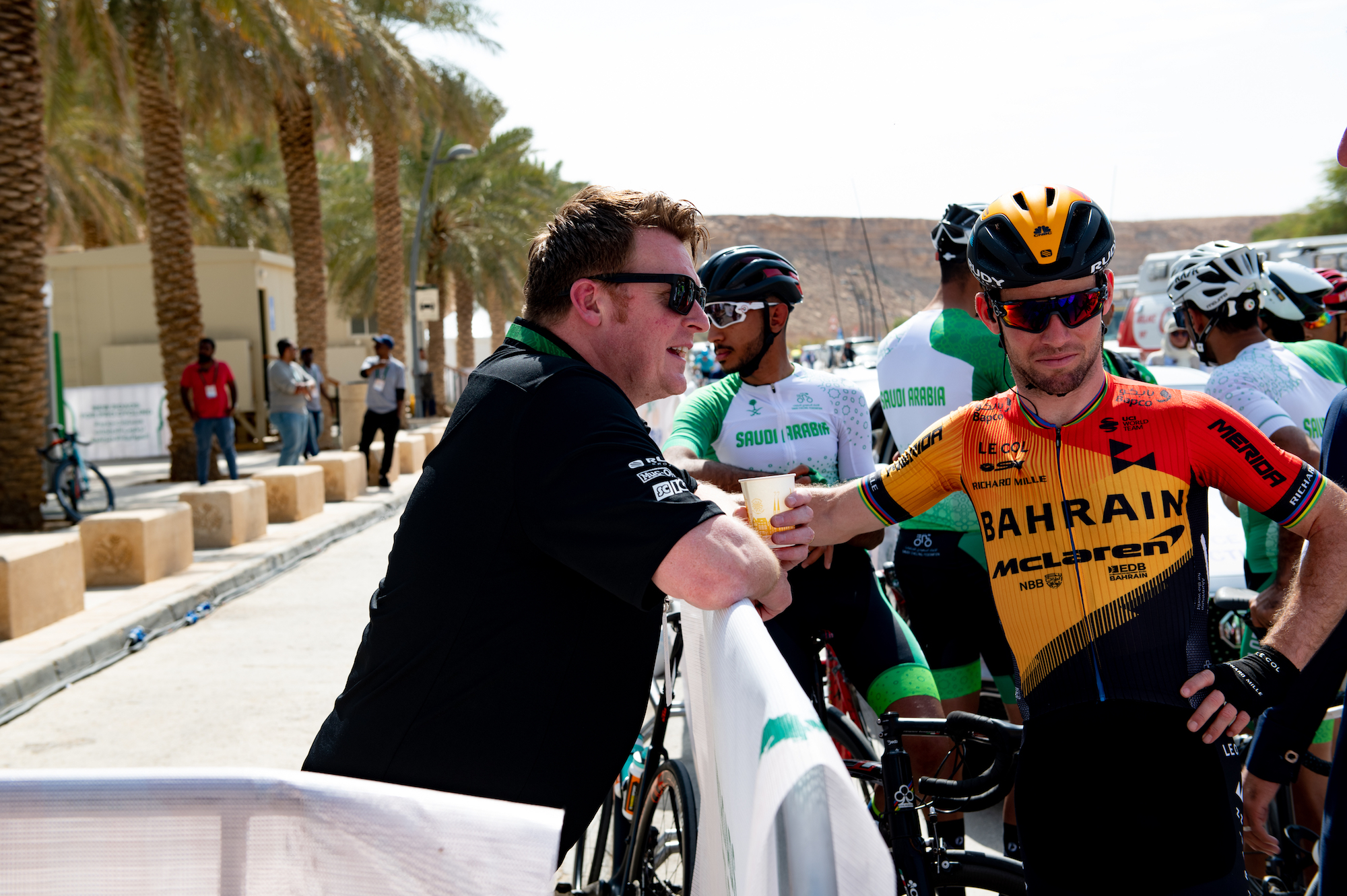 Mark Cavendish: 'Rod Ellingworth always stood by me when people you thought were your friends didn't' - Cycling Weekly