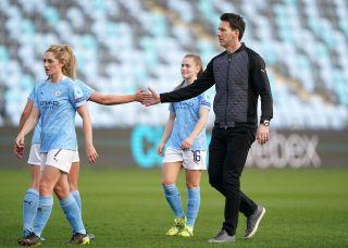 Manchester City v Barcelona – UEFA Women's Champions League – Quarter Final – Second Leg – Manchester City Academy Stadium