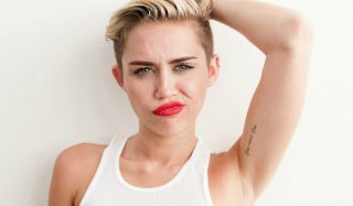 Miley Cyrus is a Wrecking Ball