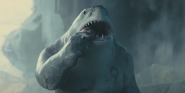 James Gunn's The Suicide Squad Trailer Has A Crazy Harley Quinn And King Shark Ripping A Man In Half