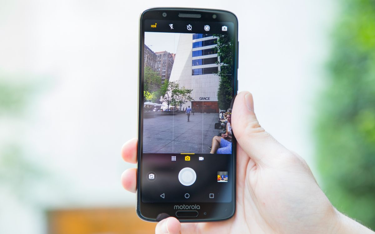 Moto G6 Review - Full Review and Benchmarks | Tom's Guide