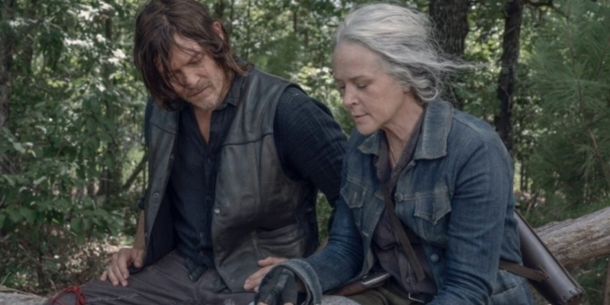 The Walking Dead: The Best Daryl And Carol Friendship Moments