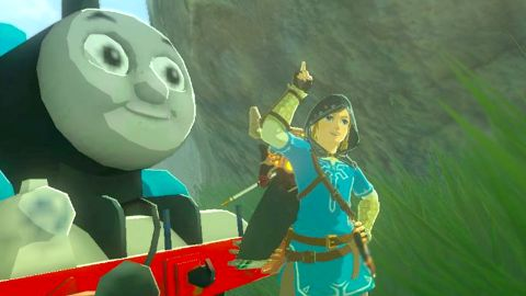 Best Zelda Breath Of The Wild Mods To Download That Are Amazing And Sometimes Downright Strange Gamesradar