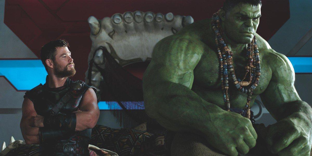 Chris Hemsworth, Mark Ruffalo - Thor: Ragnarok