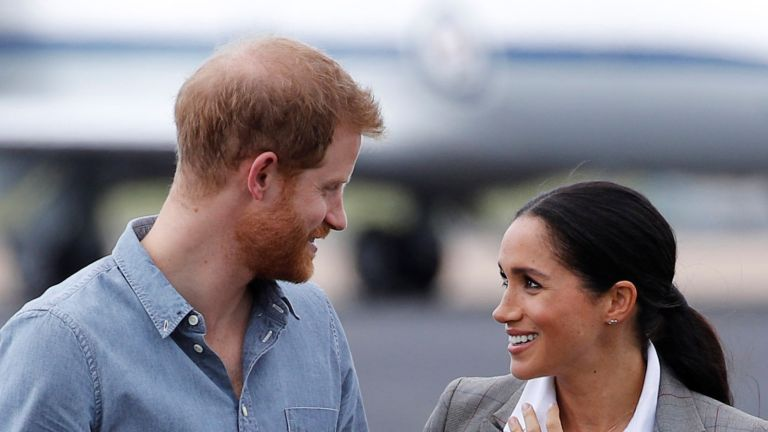 Prince Harry and Meghan Markle's Time 100 cover has left fans baffled