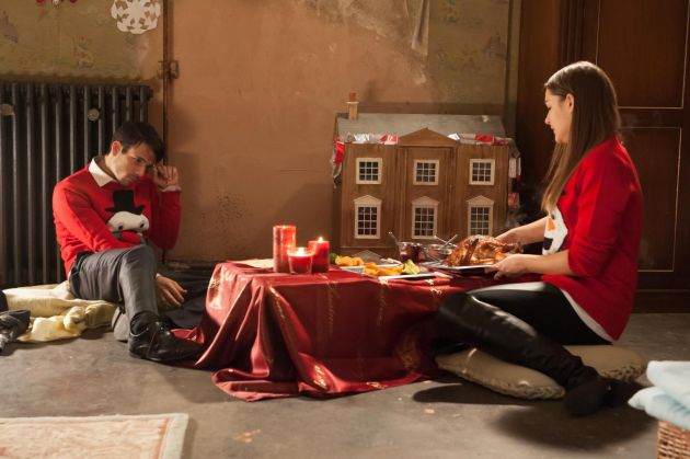 hollyoaks dodger and sienna meet the parents