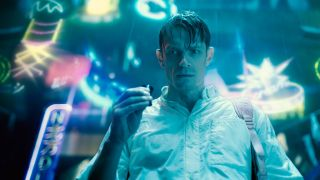 A still from Altered Carbon