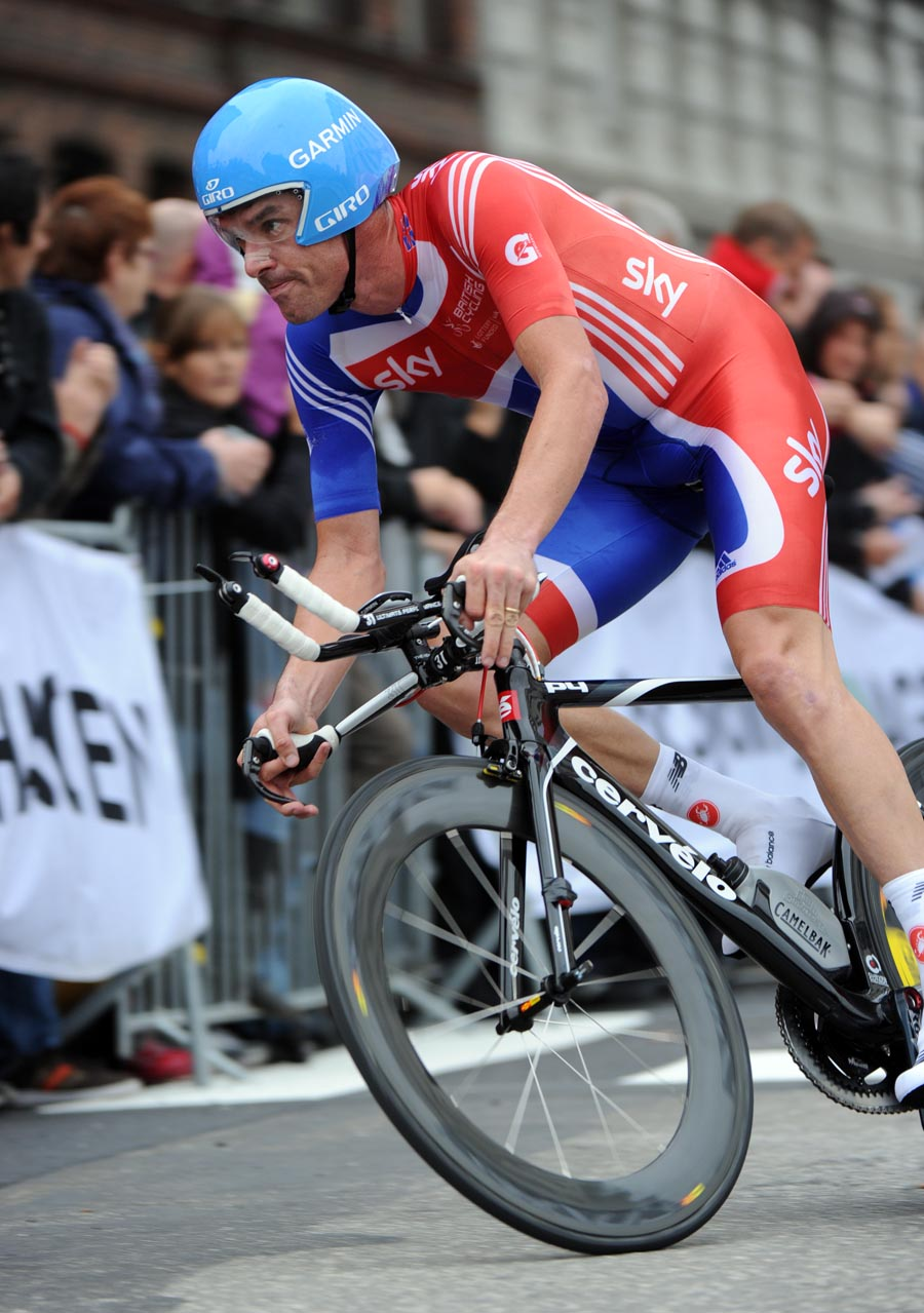 David Millar, Elite men time trial, Road World Championships 2011