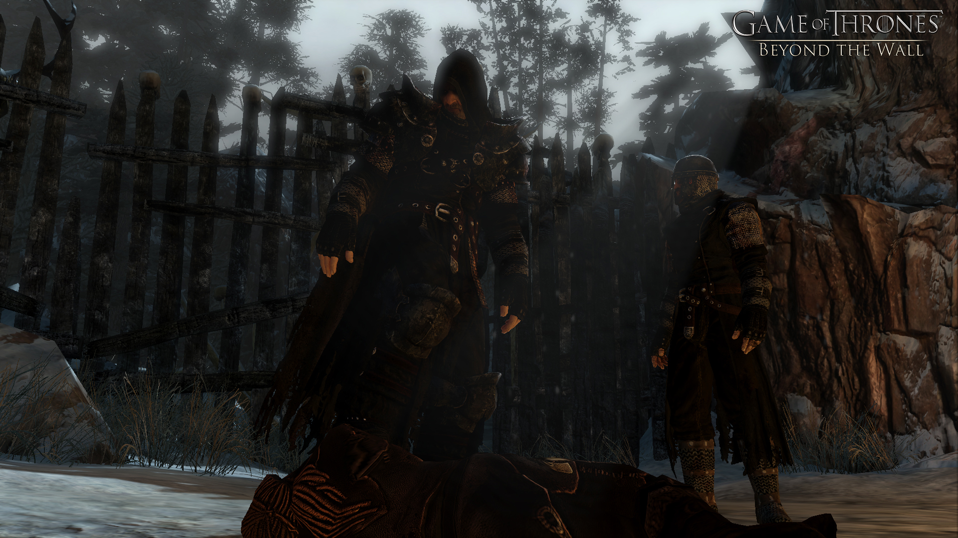Game Of Thrones DLC Travels Beyond The Wall #24532