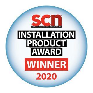 SCN Installation Product Award Winner 2020