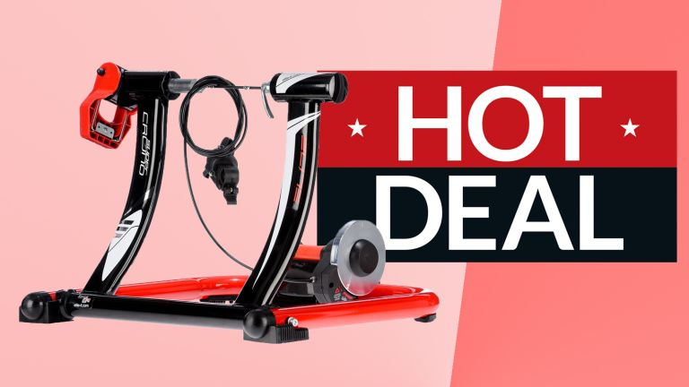 Cheap turbo trainer deal