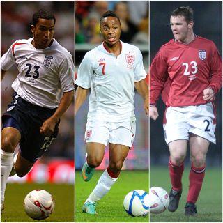 England 17