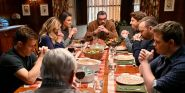 Blue Bloods Star Donnie Wahlberg Reveals Secret About Famous Dinner Table Scenes