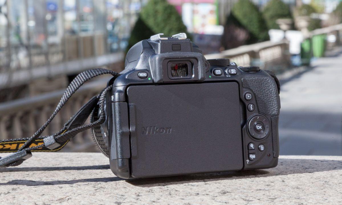Nikon D5600 Review: Best DSLR Under $1,000 | Tom's Guide