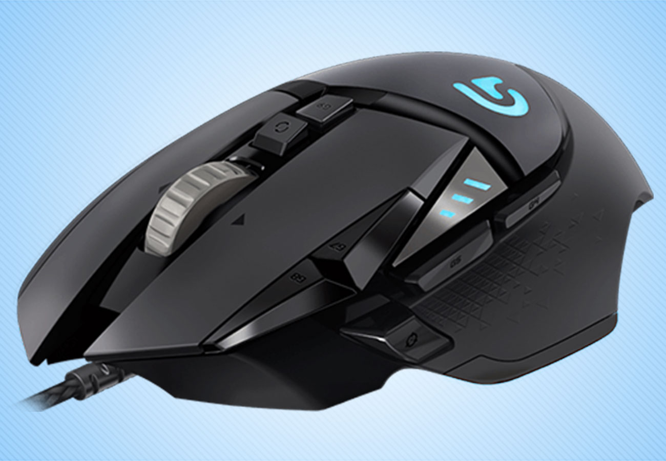 cf43bd37f50 How to Change DPI - Logitech G502 Proteus Spectrum Guide - Setting Up the G502  Proteus Spectrum | Tom's Guide