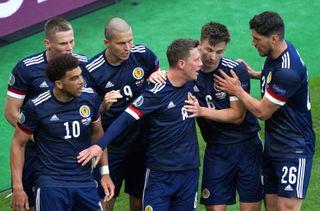 Croatia v Scotland – UEFA Euro 2020 – Group D – Hampden Park