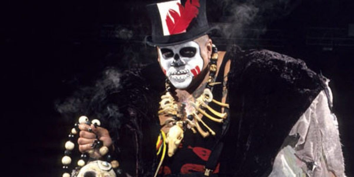 The WWE's Strangest Wrestlers Of All Time