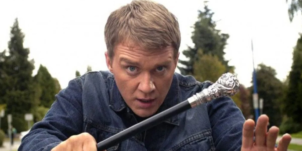 Anthony Michael Hall in The Dead Zone