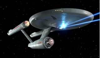 star trek phasers enterprise