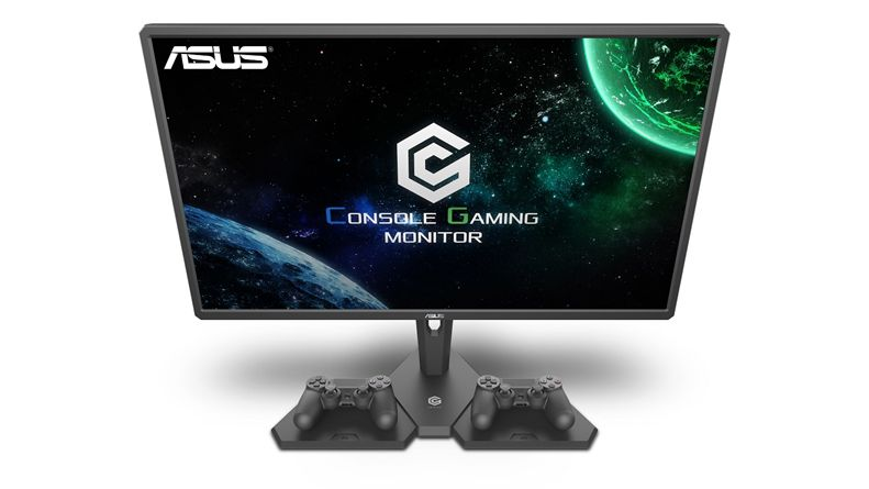 Asus latest gaming monitor is made for console players