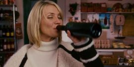 Cameron Diaz Is Finally On TikTok, And Yes, There's Wine Involved
